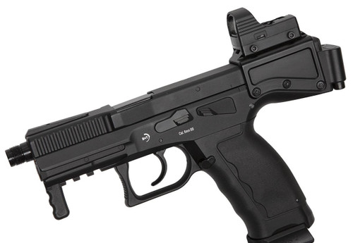 B&T USW A1 Airsoft GBB Pistol by ASG