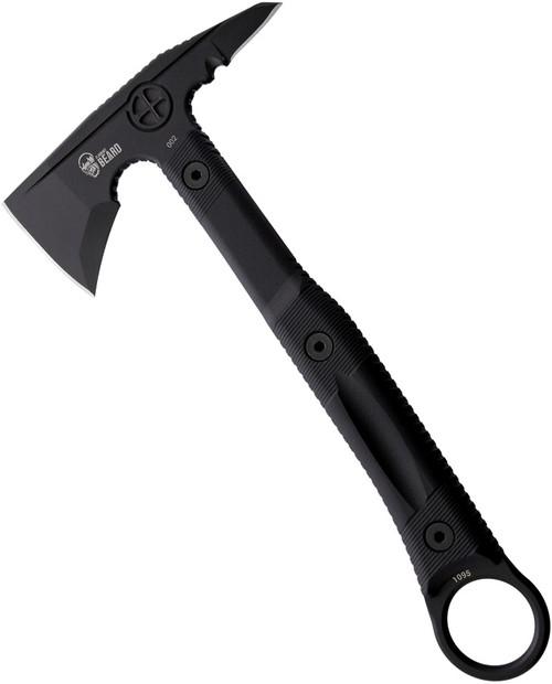 Templar Axe Black Cerekote