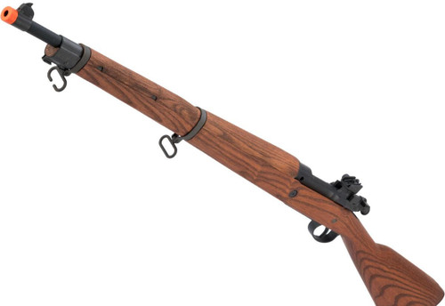 G&G Top Tech GM1903 A3 Airsoft Green Gas / CO2 Gas Rifle with Real Wood Furniture (Finish: Standard Finish / Green Gas)