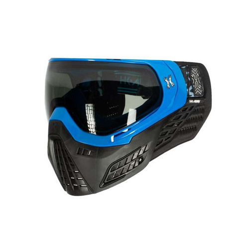 HK Army KLR Paintball Mask - Blackout Blue