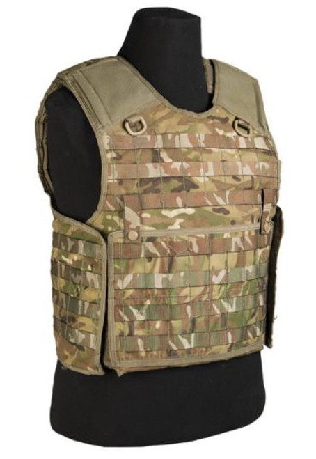 British Armed Forces MTP Camo Modular Vest