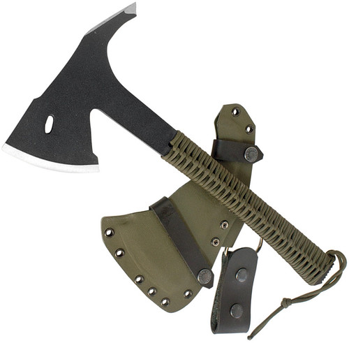 Sentinel Axe Army Green