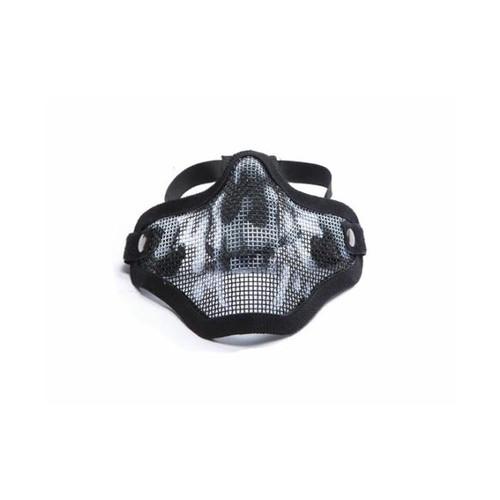 ASG Metal Mesh Half-Mask - Skull
