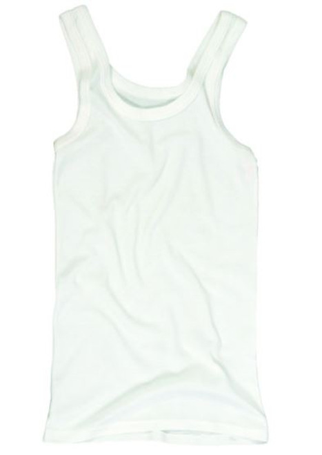 Czech Armed Forces White Tank Top