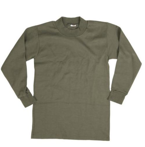 Belgium OD LG SL Undershirt