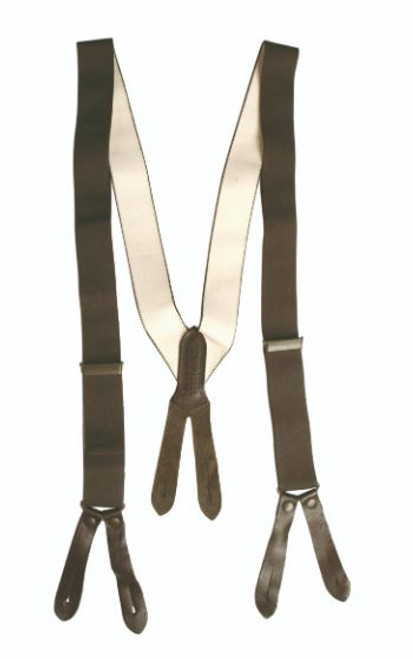 German Armed Forces Trouser Suspenders