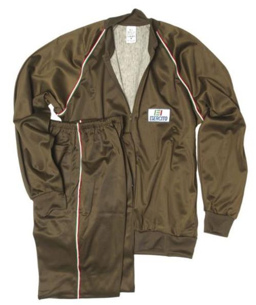Italian Orig Brown Gym Suit