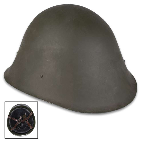 Romanian Armed Forces M73 Steel Helmet