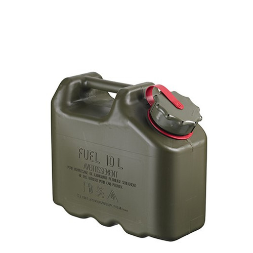 2.5 Gallon/10 Litre Military Fuel Can