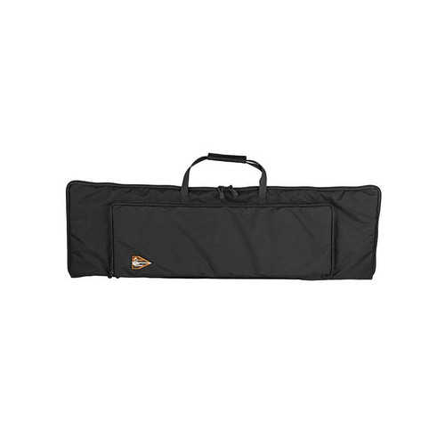 Lancer Tactical 600D Nylon Gun Bag (47 Inches) - Black