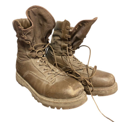 Canadian Armed Forces Brown Combat Boots - Arid Region