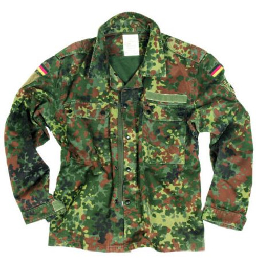 German Armed Forces Flectar Camo Field Shirt