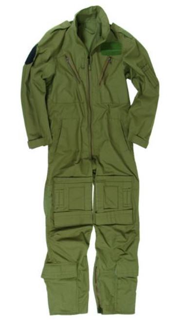 British Armed Forces OD Flight Coverall