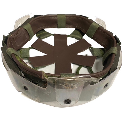 Suspension Assembly for Parachutists' Helmet - Small