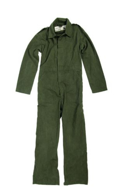 Dutch Armed Forces OD Mechanic Coverall