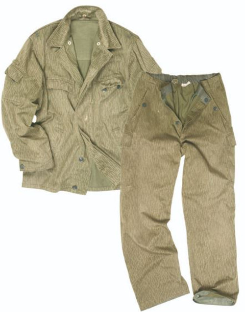 East German Armed Forces Camo Summer BDU Suit