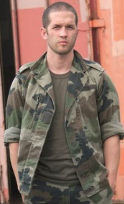 French Armed Forces F2 CCE Camo Field Jacket