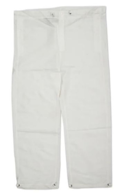 Dutch White Nylon Snow Camo Pants