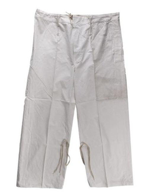Italian Armed Forces White Snow Camo Pants