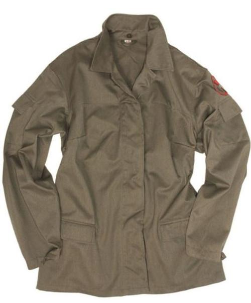 East German OD Ladies Summer Jacket