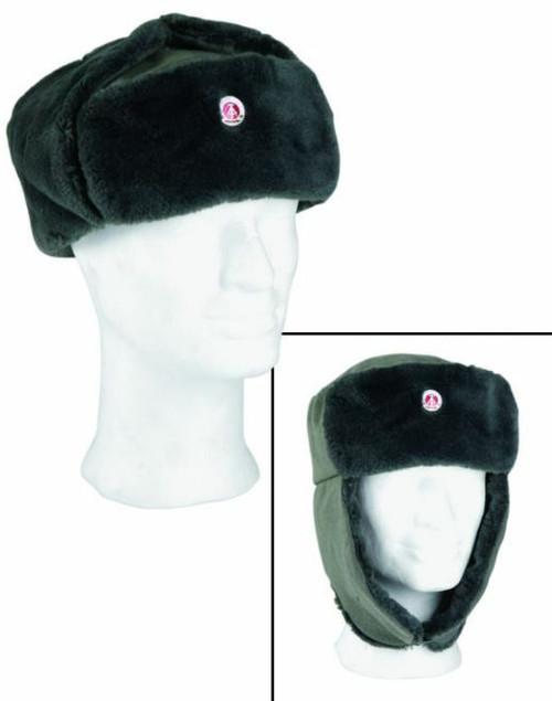 East German Army EM Winter Hat