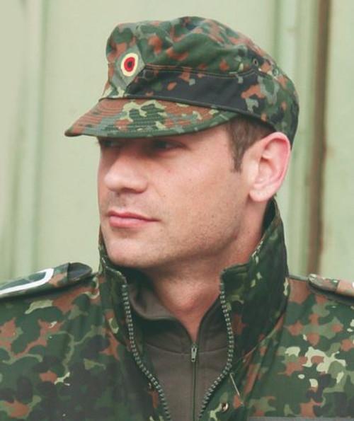German Armed Forces Flectar Camo Field Cap