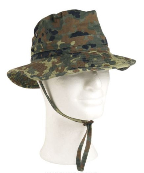 German Armed Forces Flectar Camo Boonie Hat