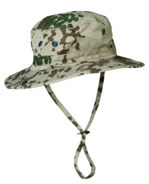 German Armed Forces Tropical Camo Boonie Hat