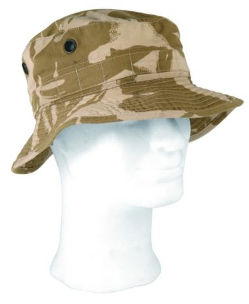 British Armed Forces Desert Camo Tropical Hat