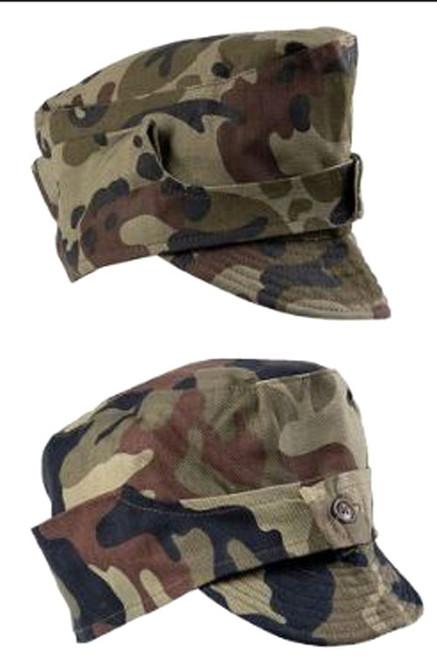 Romanian Armed Forces Camo Field Cap
