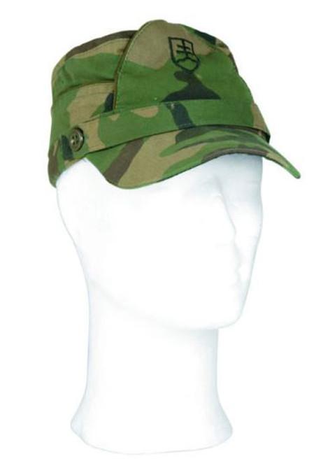 Czech Armed Forces M97 Camo Field Cap