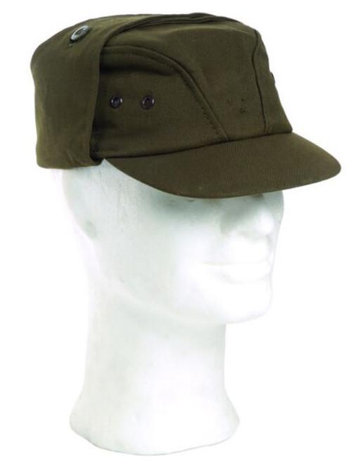 Czech Armed Forces OD M85 Field Cap