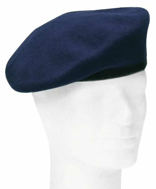 German Armed Forces Navy Dark Blue Beret