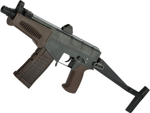 LCT SR-3 Compact PDW Airsoft AEG w/ Top Folding Stock