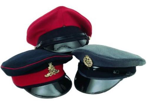 British Armed Forces Asst Visor Hats
