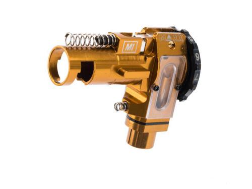 Maxx Model CNC Aluminum Hopup Chamber for M4 / M16 Series Airsoft AEG Rifles (Model: MI - SPORT)