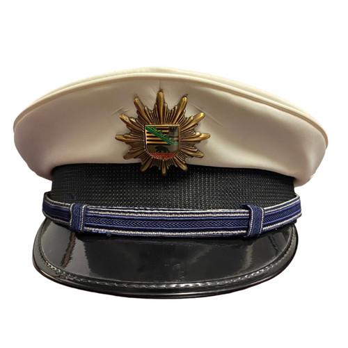 German Police Issue Cap - Saxony-Anhalt