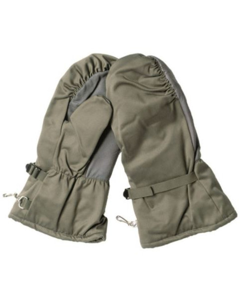 German Armed Forces Od Lined Mittens