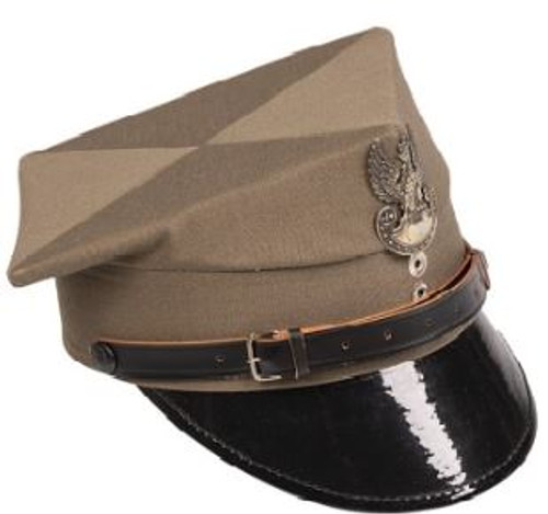 Polish Army Visor Hat