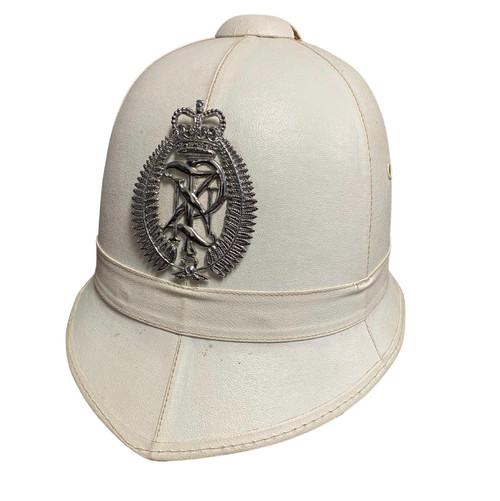 New Zealand Police Helmet - White