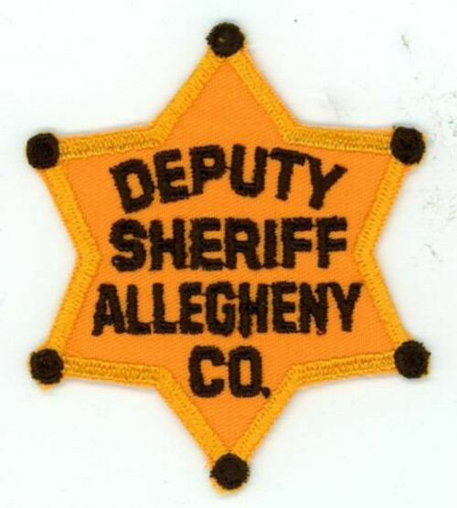 Allegheny County Sheriff Depu