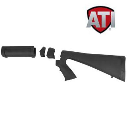Mossberg, Remington, Winchester Pistol Grip Stock Set -Black