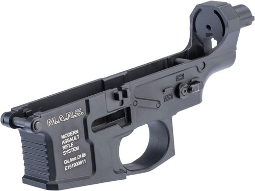 ICS Lower Receiver Assembly for CXP-MARS AEG Rifle (Color: Black)