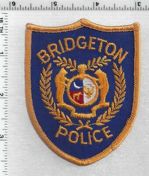 Bridgeton MO Police Patch