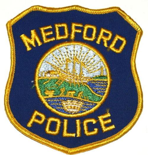 Medford MA Police Patch