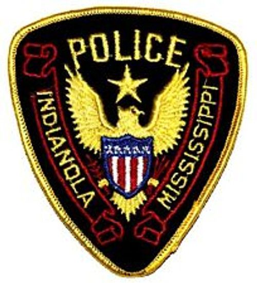 Indianola MS Police Patch