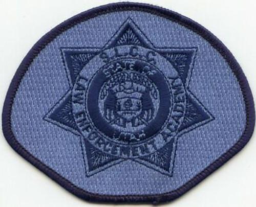 Salt Lake Community College Law Enforcement Academy Patch