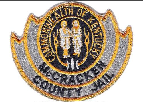 McCracken County Jail KY Police Patch
