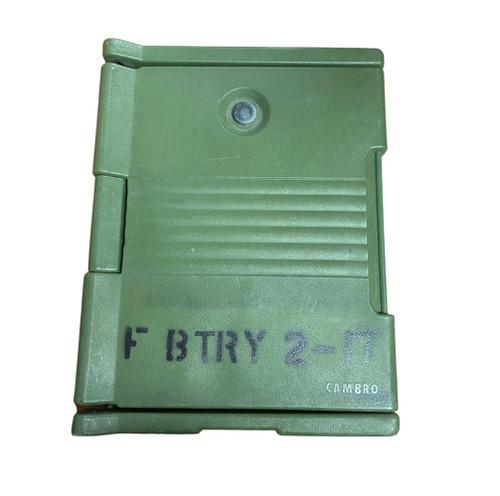 Cambro Ultra Pan Carrier - Green