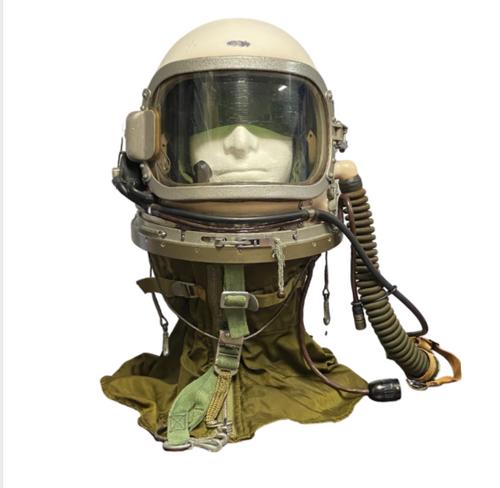 1966 Russian GS-6M High Altitude Flight Helmet